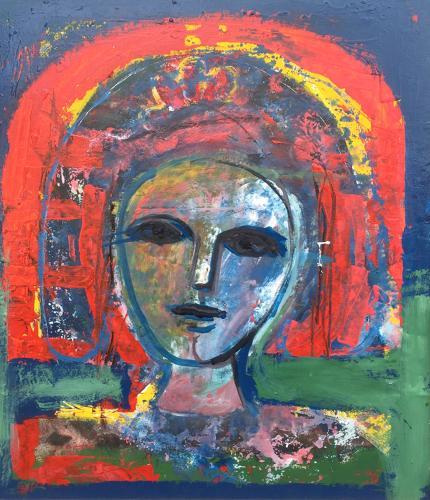 Miguel Biazzi - Headdress