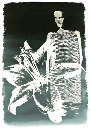 Apparitions (Screenprint)