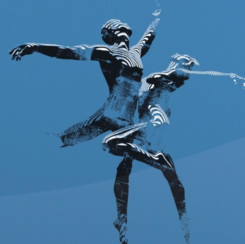 Leap into Blue