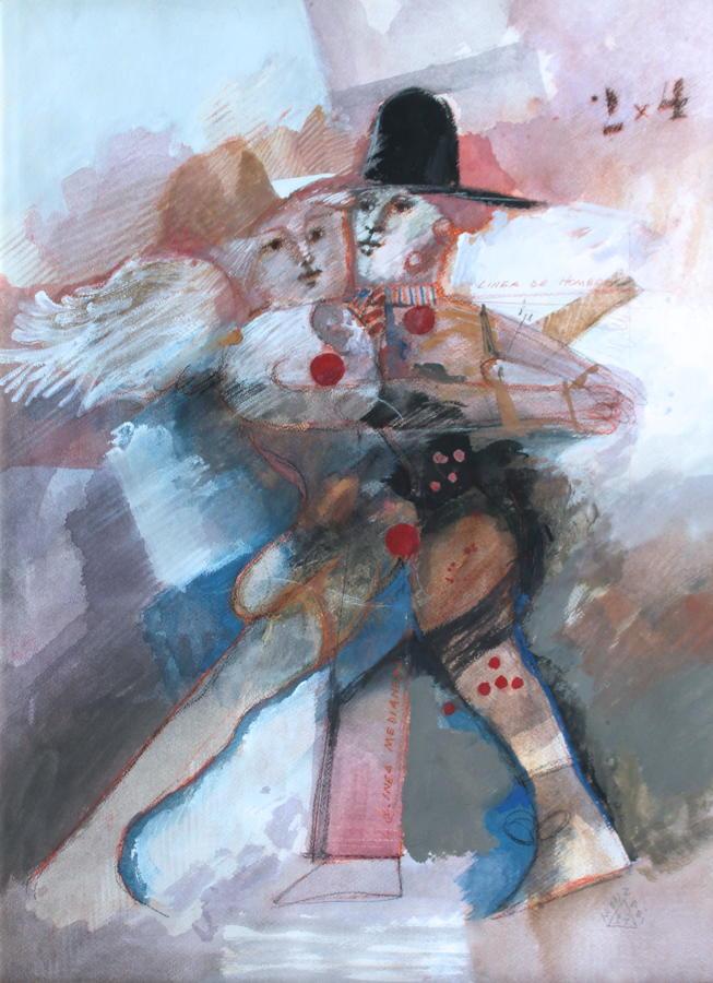 Carlos Monzani - Heavenly Tango