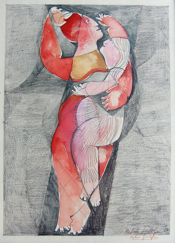 Rebeca Guitelzon - Maternal Dance