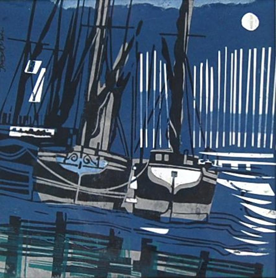 Maldon by Moonlight