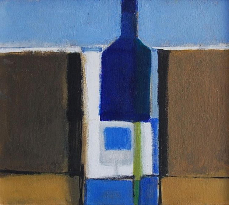 Alan Smart - Blue Vintage