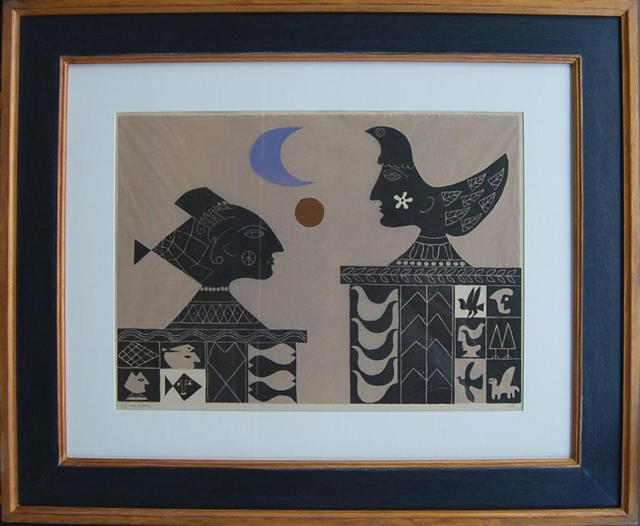 Hans Osswald - Fish & Fowl