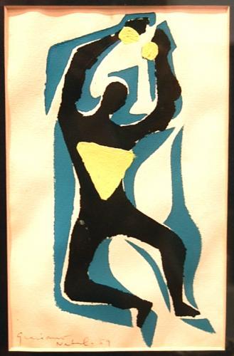 Clovis GRACIANO - Brazilian Dancer