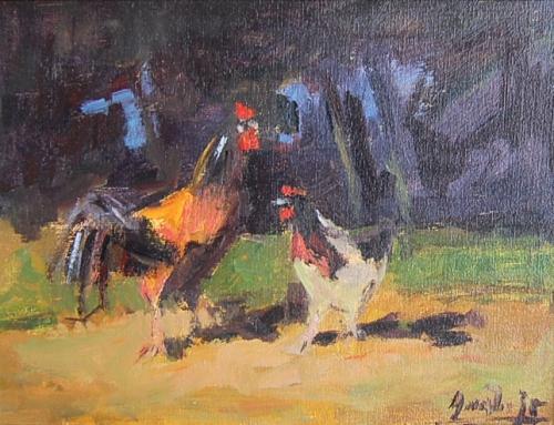 Jorge Barboza - Chickens