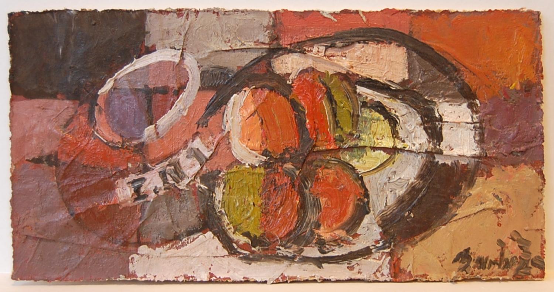 Jorge Barboza - Still Life with Fruit