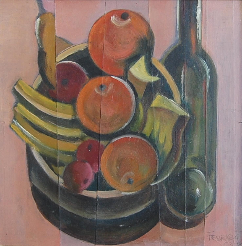 Alberto Ferrara - Fruit Bowl