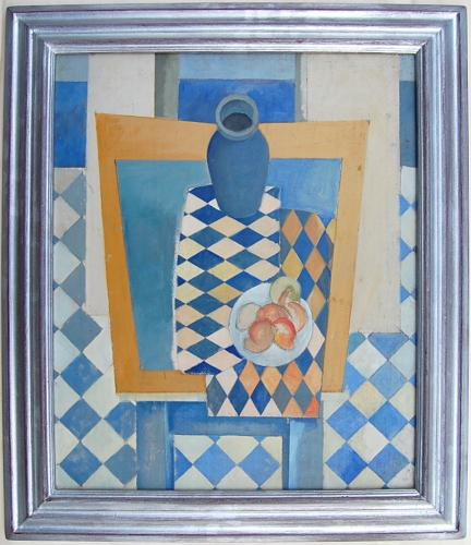 Alberto Ferrara - Harlequin Tiles
