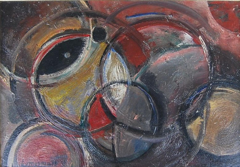 Juana Lumerman - Constructivist Circles