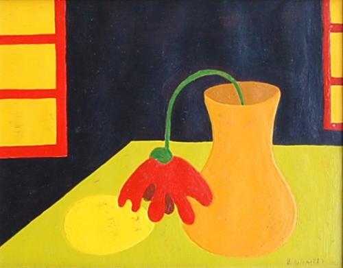 Ernesto Scotti - Jarra Naranja