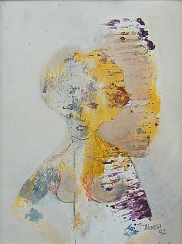 Jorge Alonso - La Mujer en Amarillo