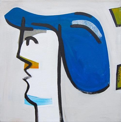 Cara - En Azul