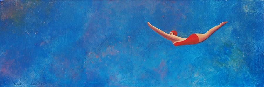 Dive into Blue