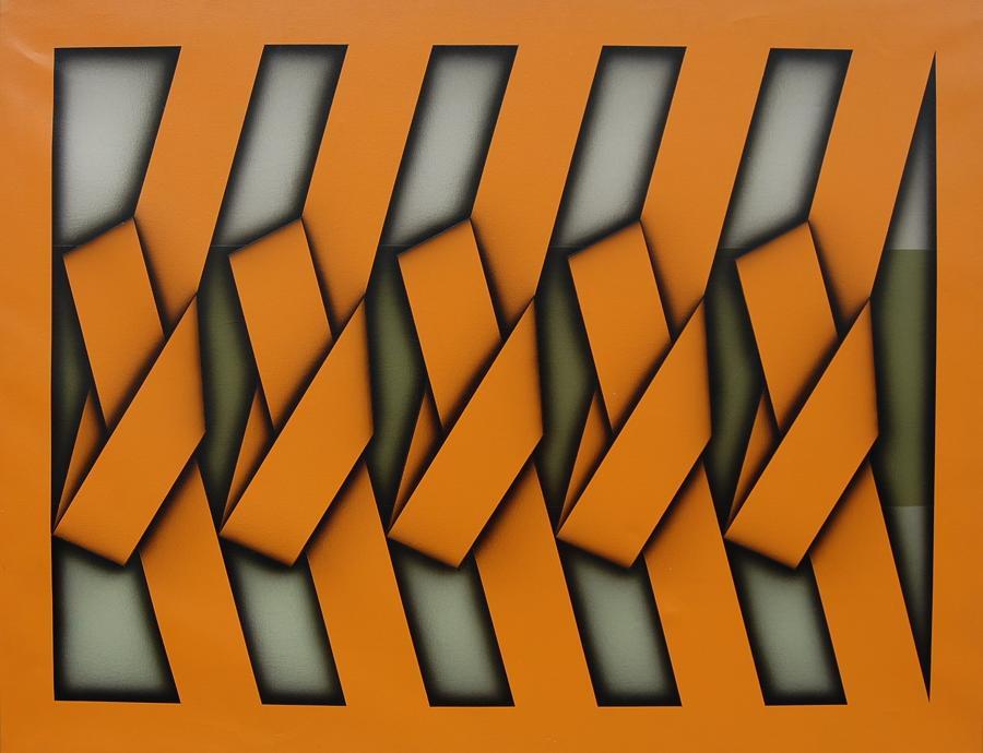 Petrelli - Ribbon in Orange