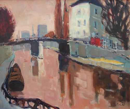 Robert Delval - Canal St. Denis