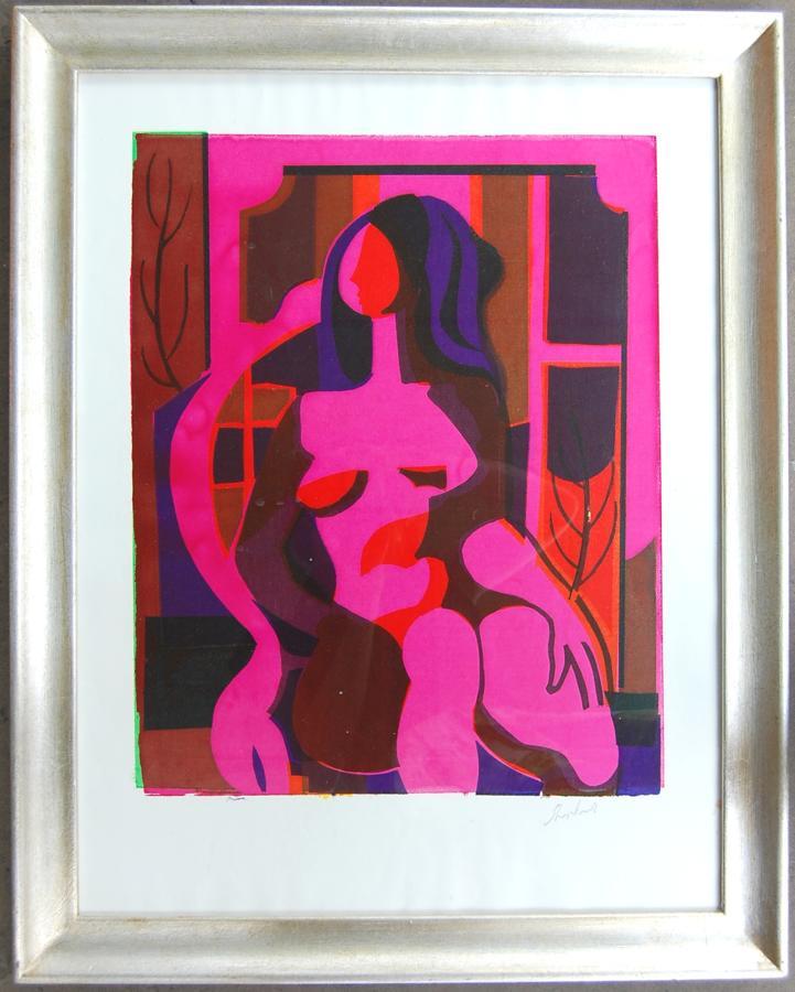 Toby Horne Shepherd - In the Pink