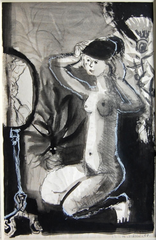 M. Debieve - Le Miroir