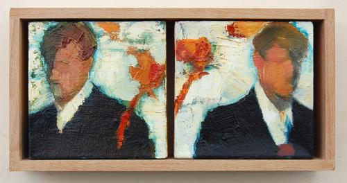Linda Smith - Diptych