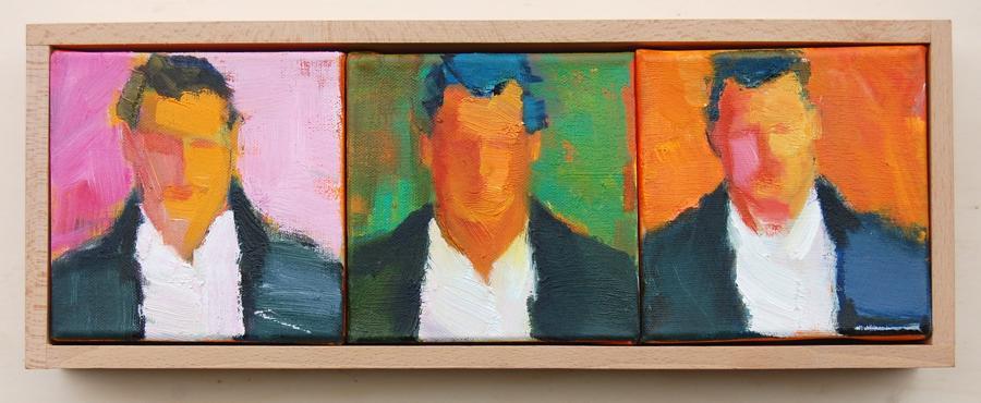 Linda Smith - Triptych