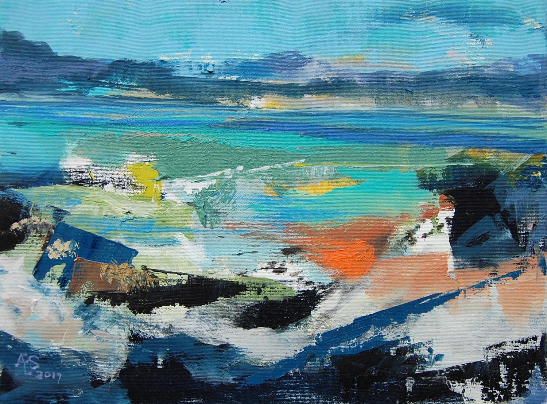 Angus Stirling - Hebridean Coast