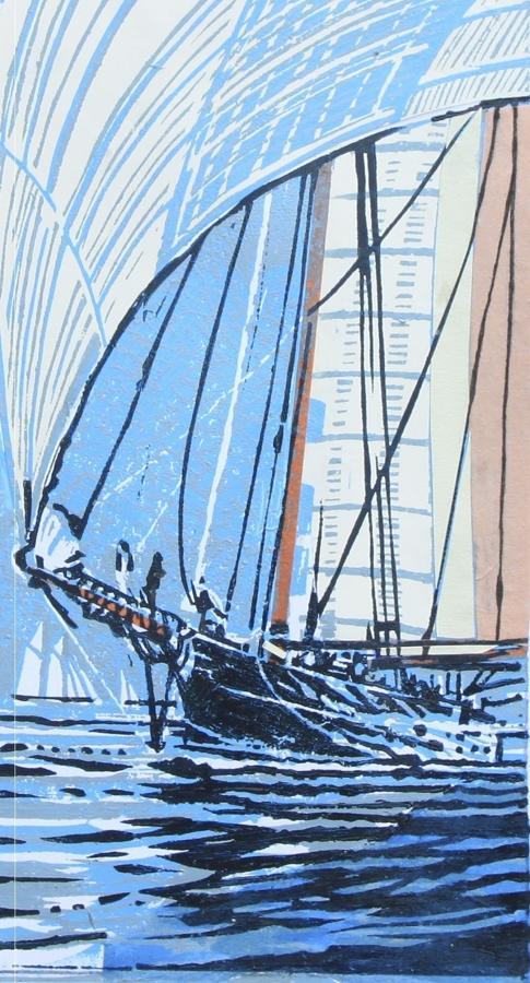 John Scott Martin - Shenandoah Off the Needles