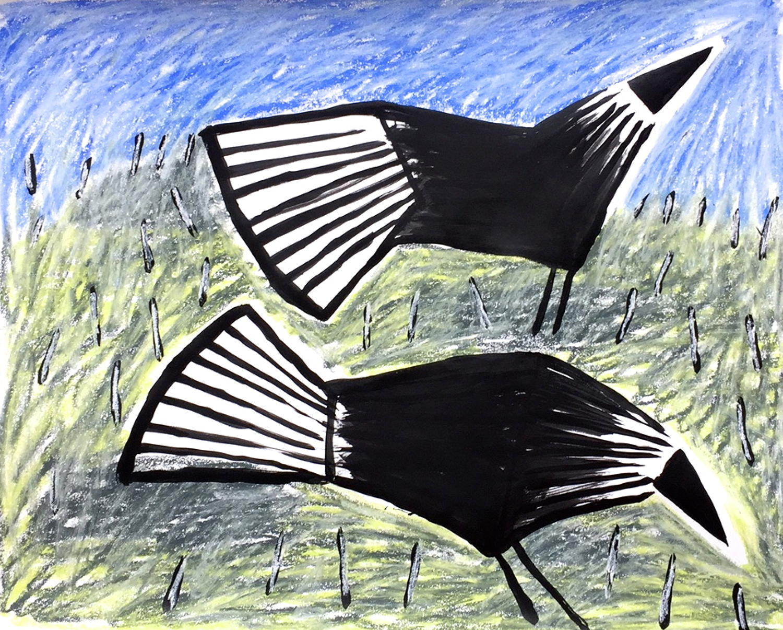 Wol - Feasting Ravens
