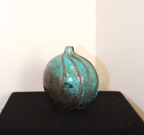 Gillian Clarke - Turquoise Pod. I