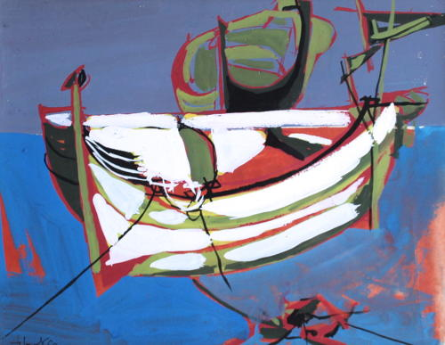 Yves Jobert - Harbour
