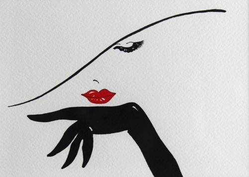 Eva Paris - Le Chapeau Noir