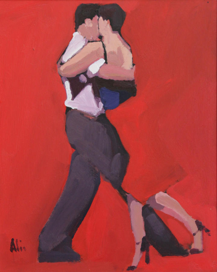 Jorge Alio - La Falda Roja