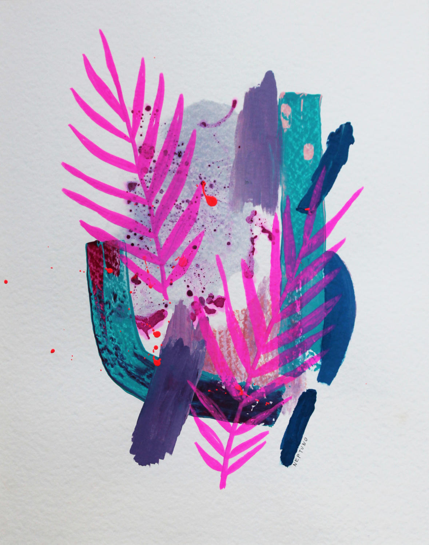 Sofia Neptuno - Nueva Hoja