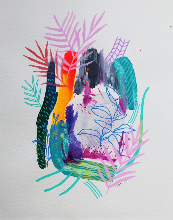 Sofia Neptuno - Primavera