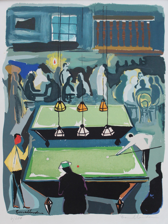 Carlos Torrallardona - The Snooker Club