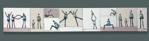 Pedro Giannini - Circus Series: Rehearsal