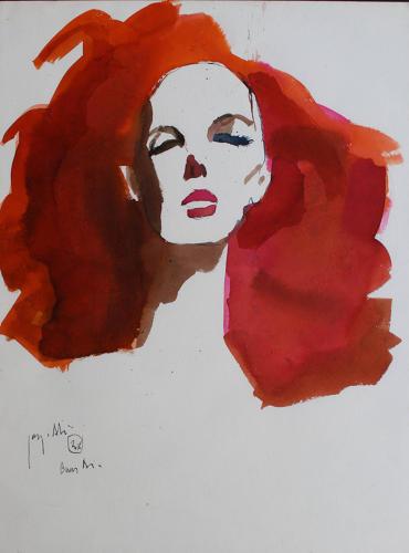 Jorge Alio - Scarlet