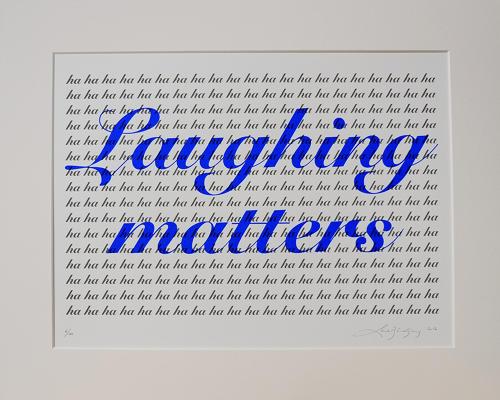 Lene Bladbjerg - Laughing Matters