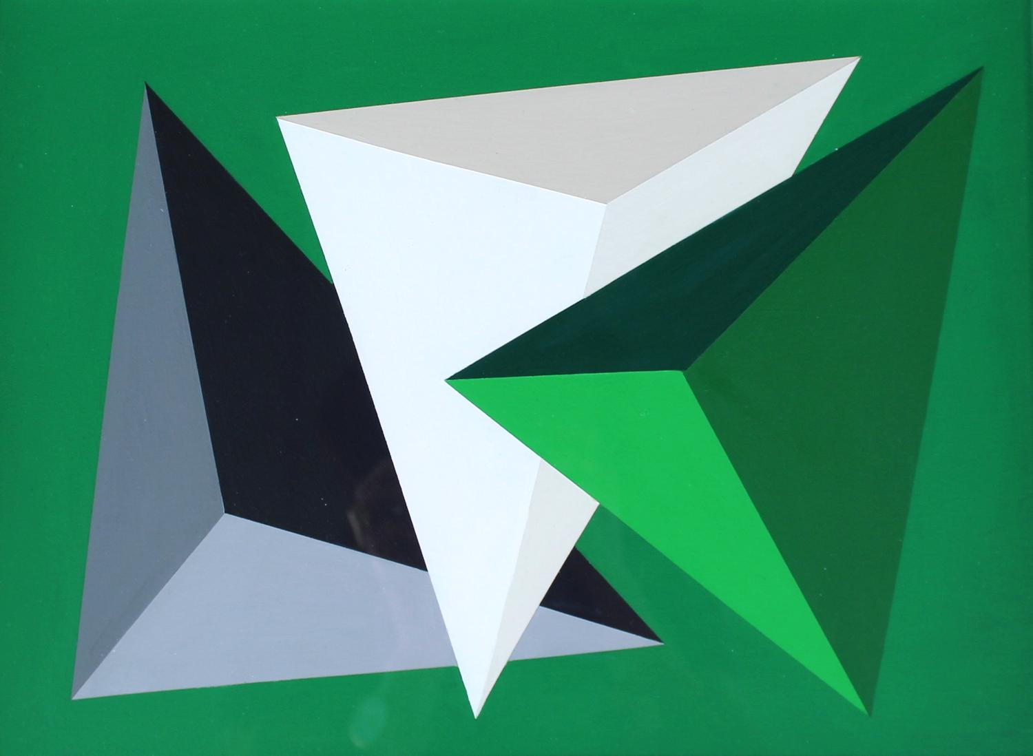 Rob Wyn Yates - Transformation Green