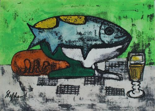 Toby Horne Shepherd - Fisherman's Lunch