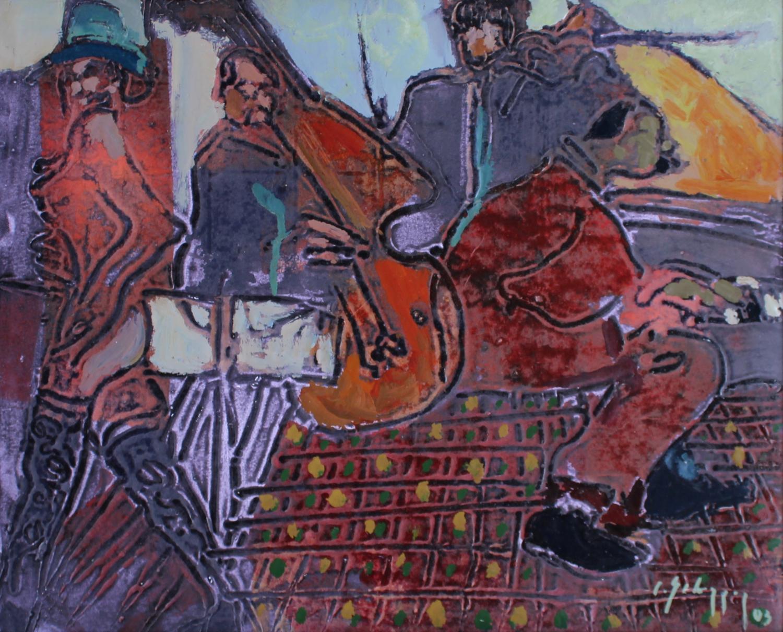 Claudio Scheffer - Jazz de Medianoche