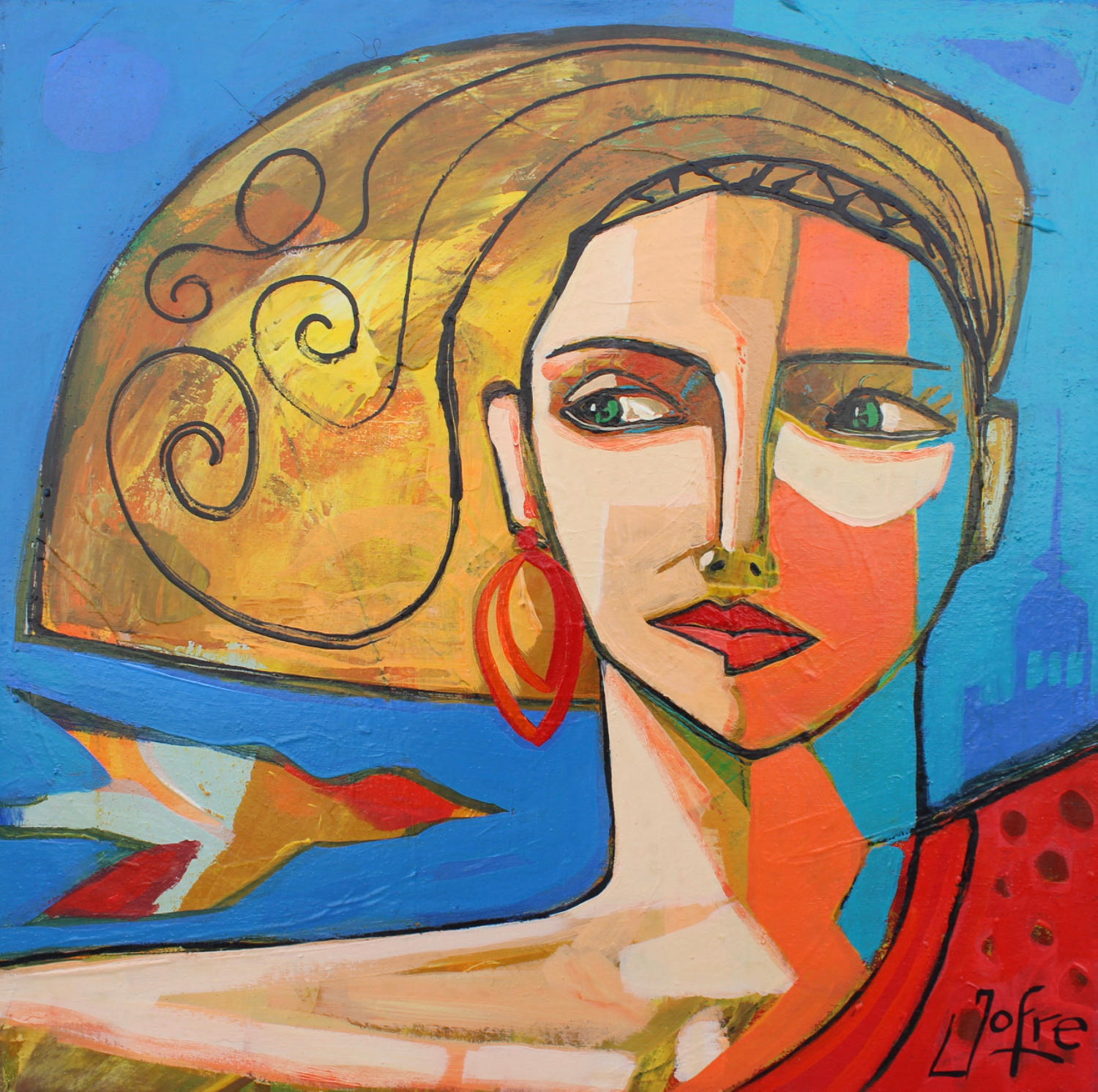 Robert Jofre - Homecoming SOLD