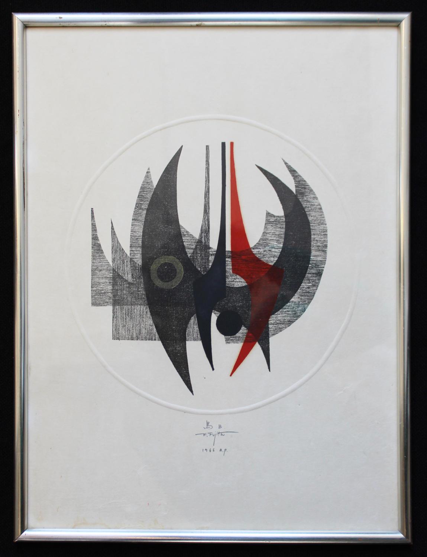 Fumio Fujita - 鳥 B