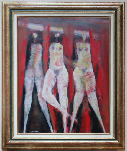 Fabian Galdamez - Three Graces