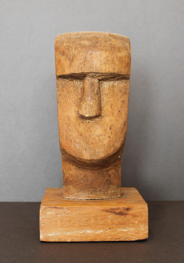 South American Carving