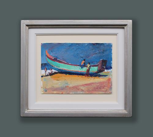 Mark Pearson - Island Hopper