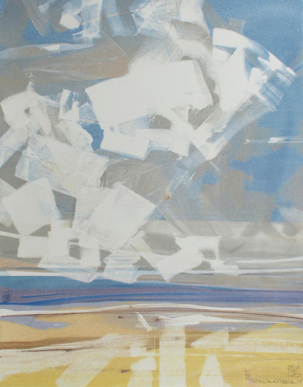 Natalia Avdeeva - Blue Skies II