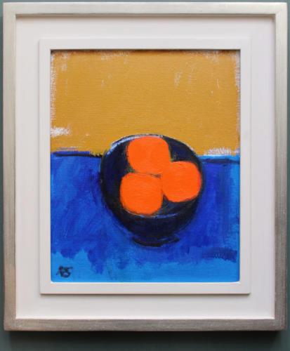 Alan Smart - Tangerine Three