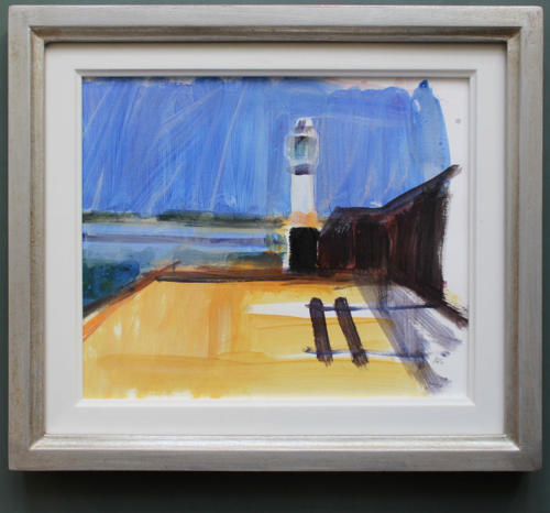 Alan Smart - Penzance Lighthouse