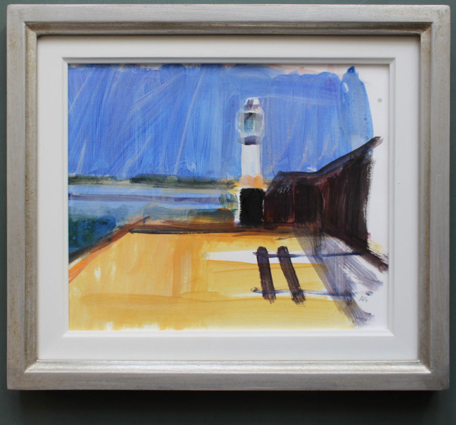 Alan Smart - Penzance Lighthouse