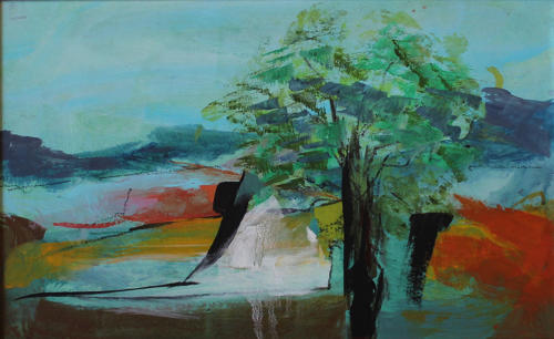Angus Stirling - Morning Mist, Quantocks